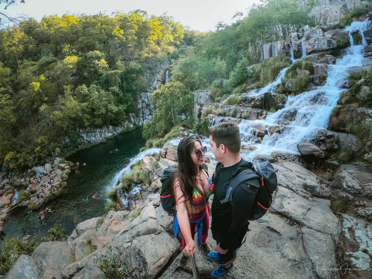 Cachoeira da Capivara, GO, Cavalcante